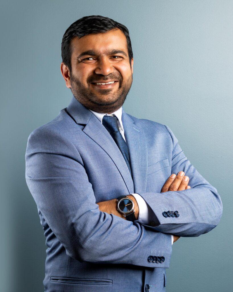 Dr Chirag Patel